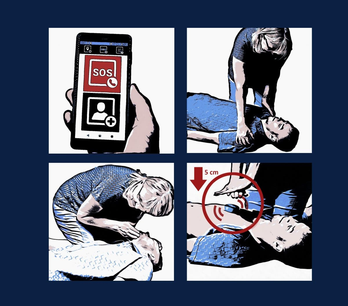 CPR Procedure with BEATY